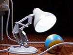 La lampe Pixar