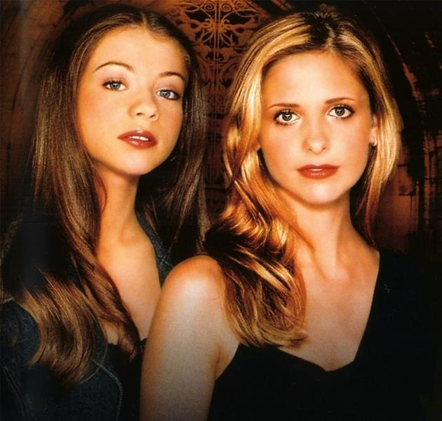 Buffy et Dawn Summers