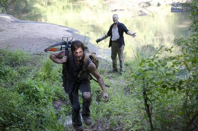 Daryl et Merle