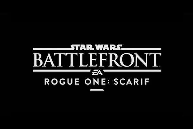 DLC Rogue One Scarif pour Star Wars Battlefront