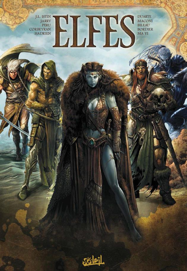 Elfes, la série unique de Soleil