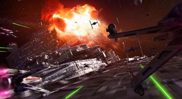 Faites moi sauter ce Star Destroyer !