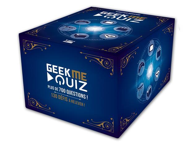 GeekMeQuiz : La boite de jeu