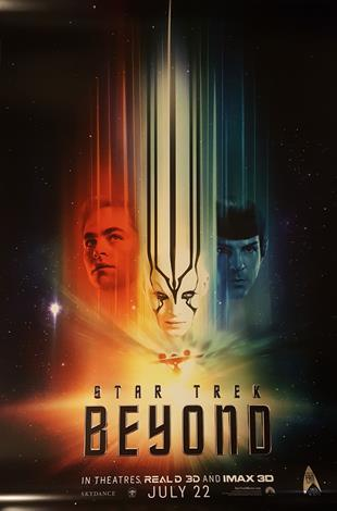 Affiche de Star Trek Beyond