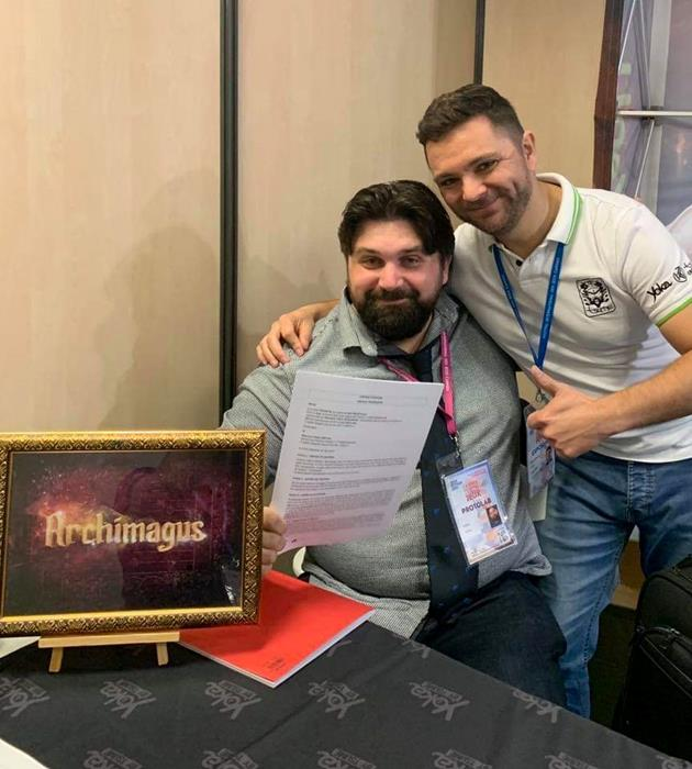 Archimagus Signé au FIJ de Cannes 2019