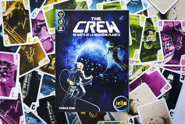 box ludum jeu The Crew