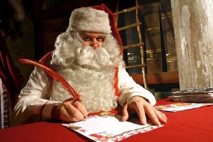 Calepin du Père Noël
