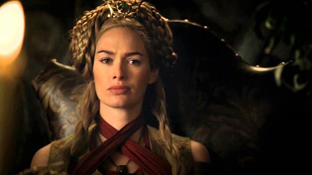 Cersei Lannister, reine du Trône de Fer