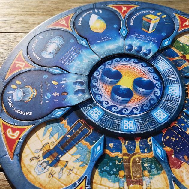 Composant jeu Atlantis Rising