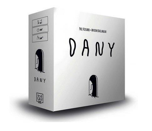 Dany le 1er jeu de GRRRE Games