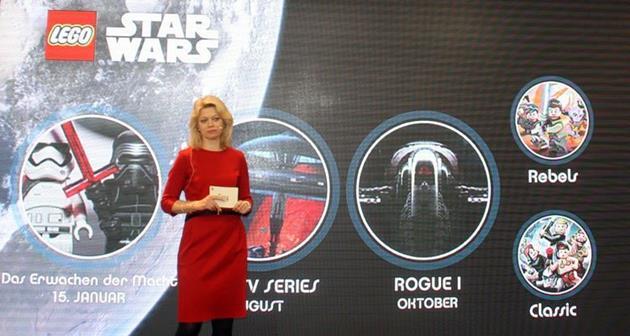 Gamme LEGO Star Wars 2016 avec Rogue One et Rebels