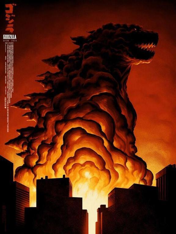 Godzilla et le thème du nucléaire