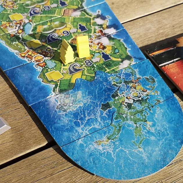 inondation Atlantis Rising