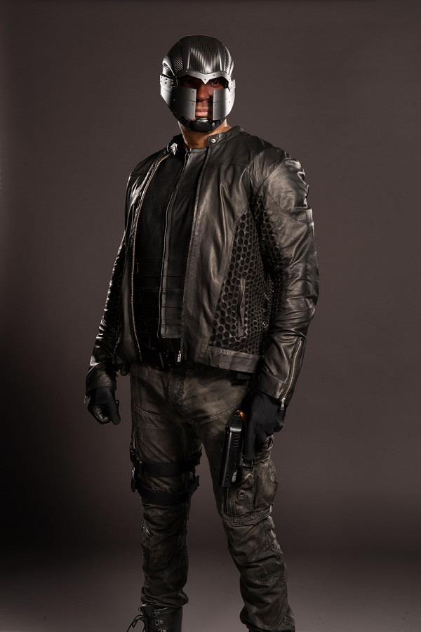John Diggle dans Arrow saison 4