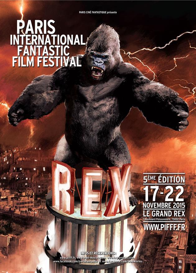 King Kong au Rex