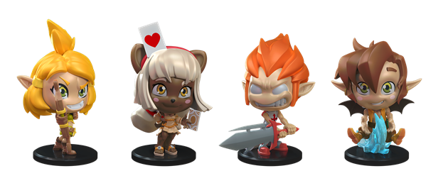 Krosmaster Blast Figurines