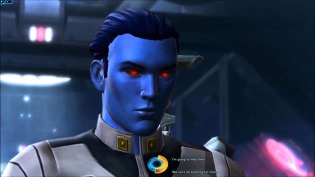 L'amiral Thrawn de retour dans Star Wars Rebels ?