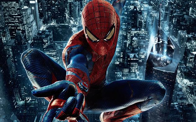 Le costume d'Amazing Spider-Man