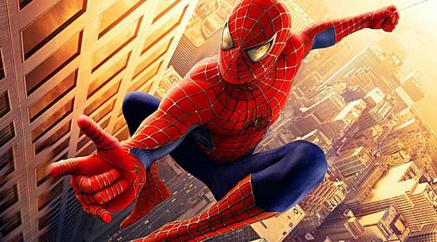 Le costume de Spider-Man dans la première trilogie