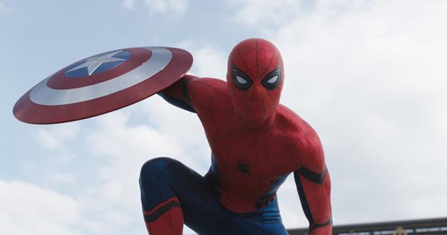 Le nouveau costume de Spider-Man