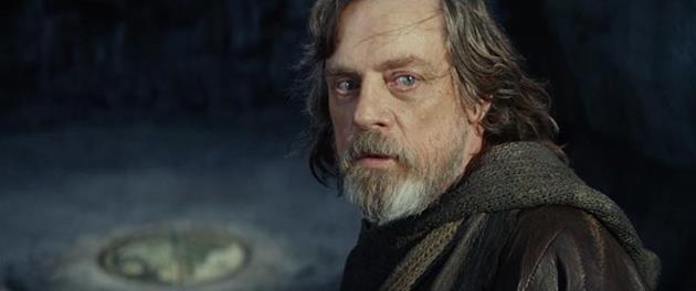 Luke a peur de Rey