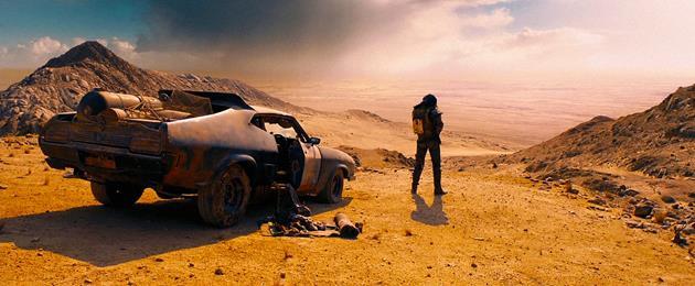 Mad Max et un monde sans eau
