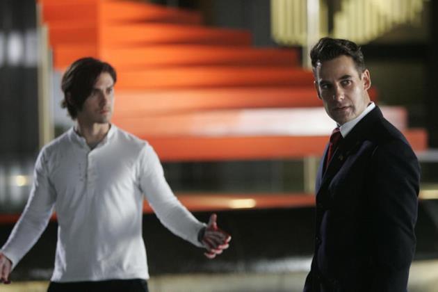 Peter et Nathan Petrelli