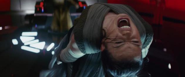 Rey capturée par Snoke