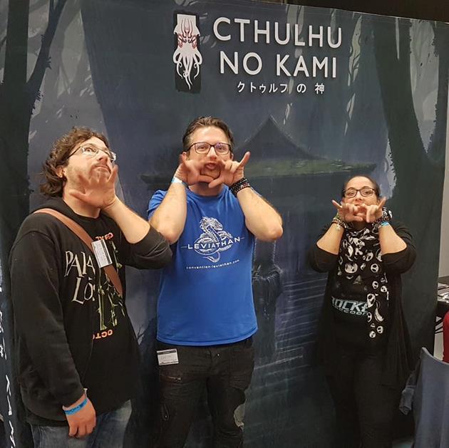 SFU-Cthulhu No Kami-Auteurs
