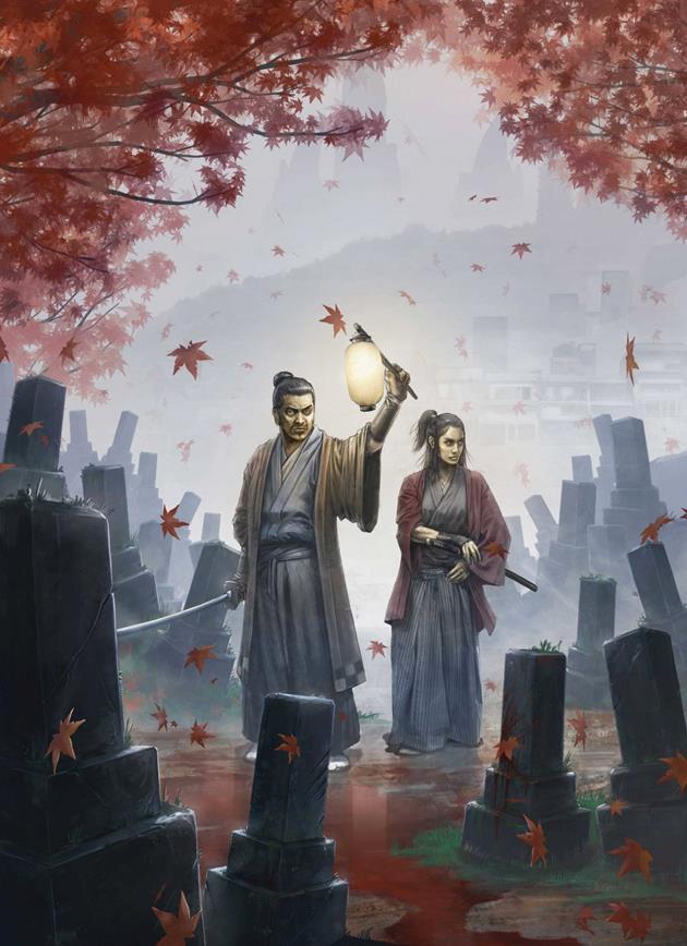 SFU-Cthulhu No Kami-Livret des joueurs