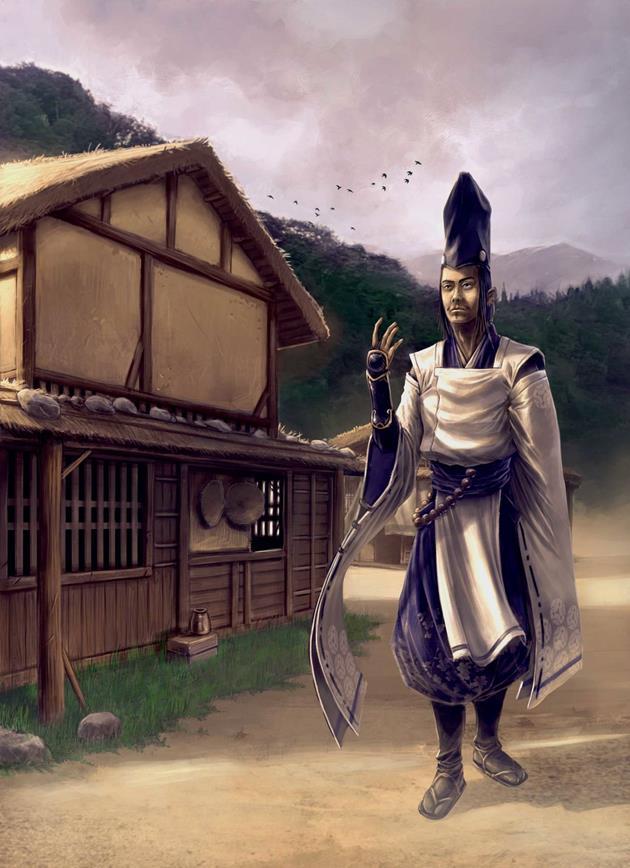 SFU-Cthulhu No Kami-samourai