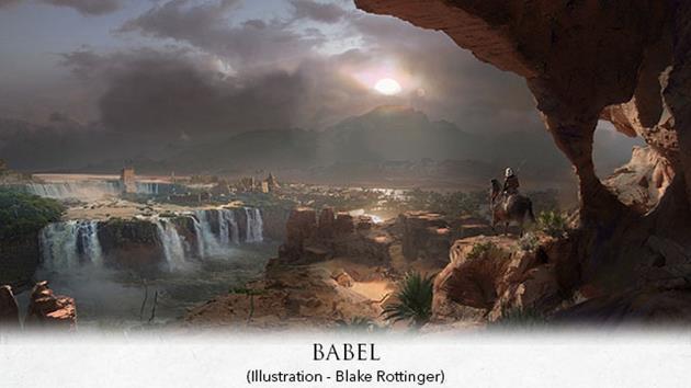 SFU-GODS-Babel