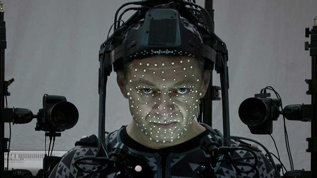 Snoke by Andy Serkis