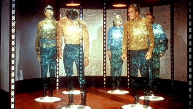 Téléportation dans Star Trek