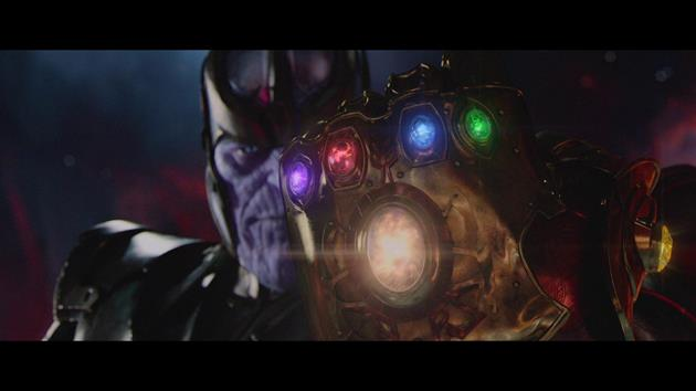 Thanos haute resolution Infinity War