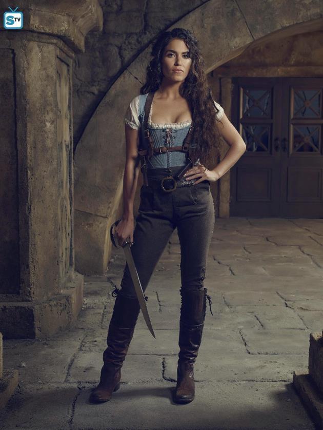Très jolie tenue pour Abbie