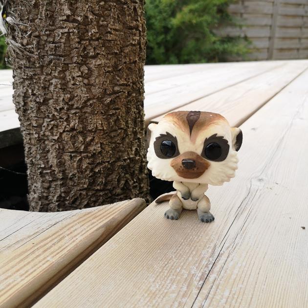 Wootbox animals juin figurine pop