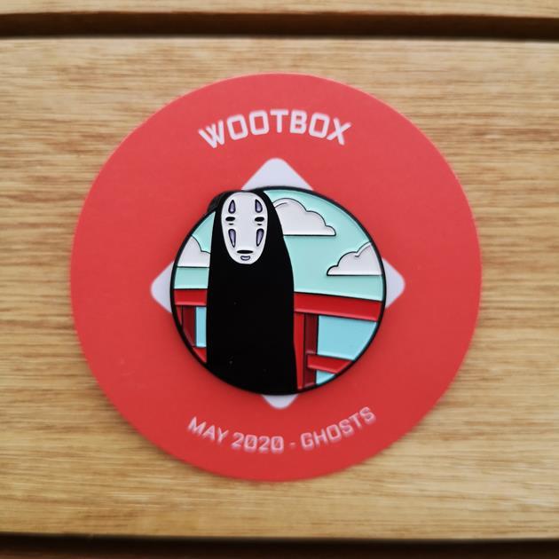 Wootbox animals juin Le voyage de Chihiro