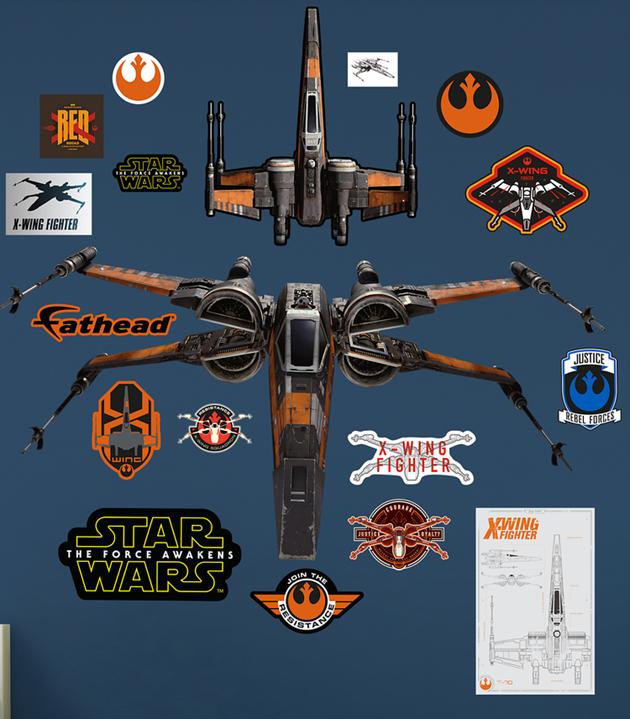 X-wing résistance
