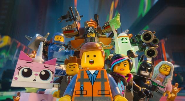L'histoire au top dans la Grande Aventure LEGO