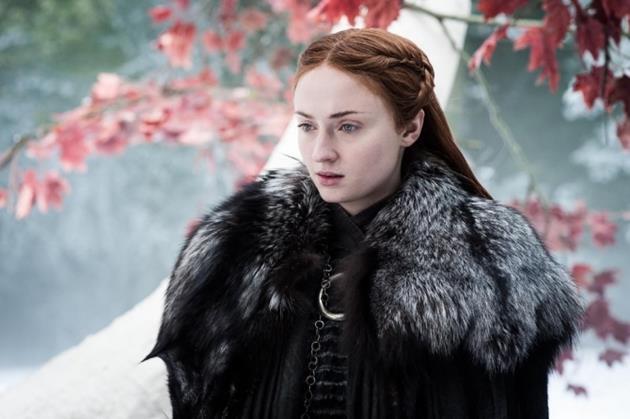 La jolie rousse Lady Sansa