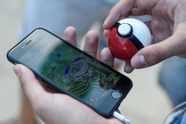 La réalité augmentée dans Pokémon GO