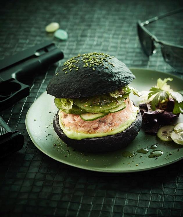 Le Burger de la Matrice