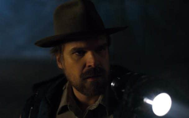 Le shérif Hopper