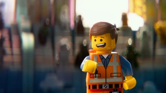 LEGO is fun