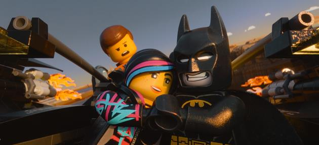 LEGO Movie et science-fiction
