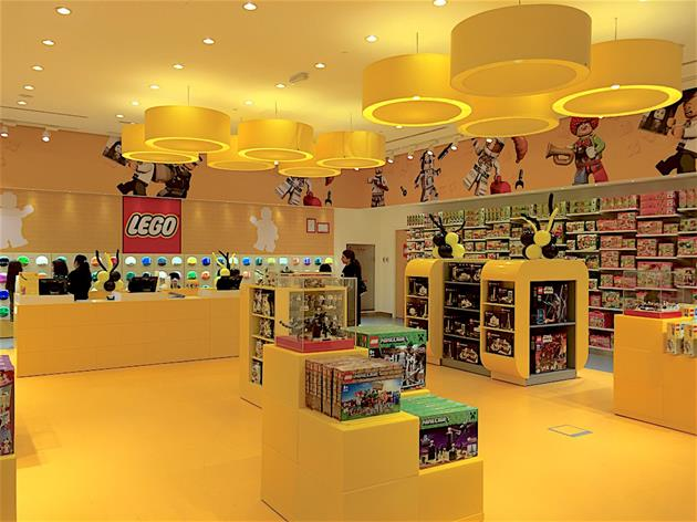LEGO Store c'est tendance