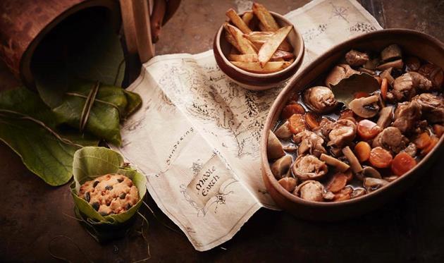 Photo de la recette du ragoût de Sam Gamegie