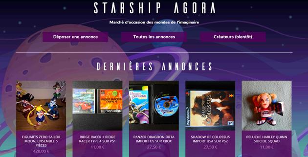 Starship Agora