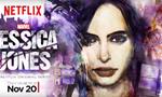 La bande annonce finale de Jessica Jones nous montre enfin ses pouvoirs : Un trailer qui fout un peu la trouille